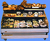 Two Deck Dairy/Bakery/Deli Case