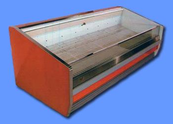 Commercial Refrigeration Equipment Open Freezer Frozen